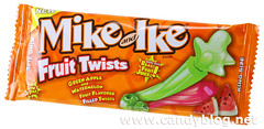 Mike and Ike Fruit Twists