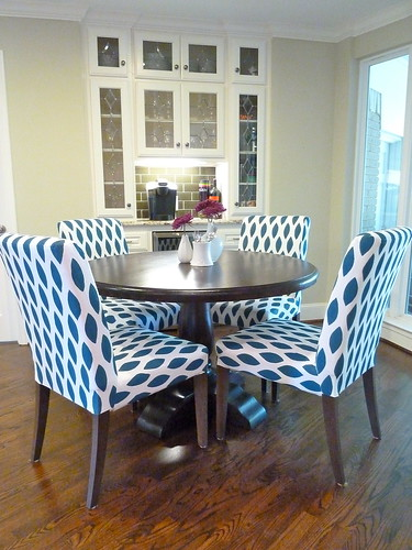 The Saga of the Breakfast Room Chairs: Finished!!