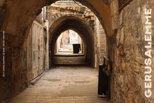 Gerusalemme, quartiere islamico