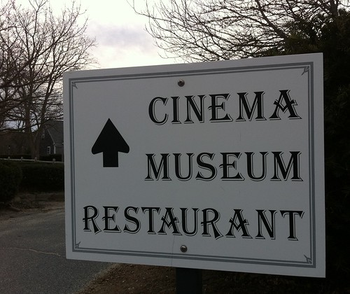 Cinema Museum Restaurant