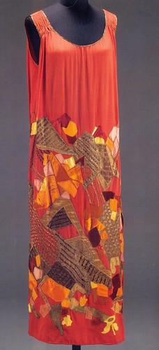goncharova dress