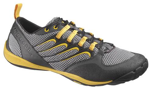 Merrell Barefoot Men's - Trail Glove in Smoke & Yellow