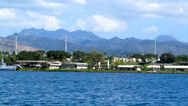 Pearl Harbor, Honolulu, Oahu, Hawaii