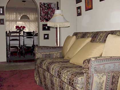 Family Stay in Quito Ecuador