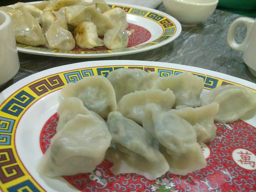 Dumplings @ Shanghai Village