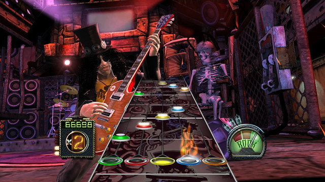 Guitar Hero 3 Slash