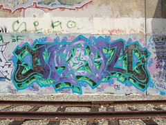 DREAM by KRASH (Lurk Daily) Tags: graffiti oakland bay rip dream east krash tdk bsk krash2