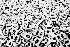 Art... (Stromboly) Tags: bw art mxico contrast artist arte letters feria maco artista letras