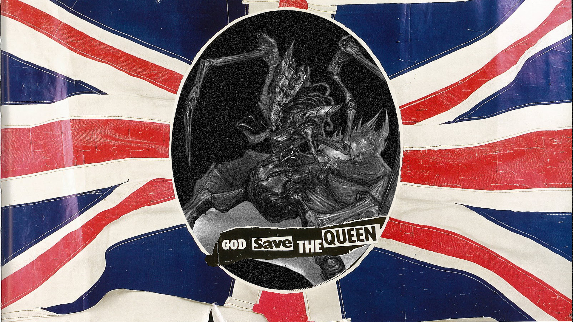God Save The Zerg Queen Starcraftwallpapers