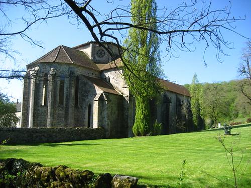 The Abbaye de Beaulieu