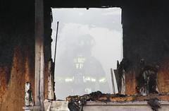 Men inside. (Notkalvin) Tags: fire burn brave firemen trailerpark burned mikekline michaelkline notkalvin notkalvinphotography