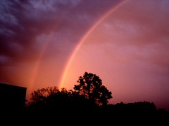 Double Rainbow oh my god! (Cassiano Vidal) Tags: iris de rainbow do god cu double foi oh sao arco foda sul mateus nozes fuder