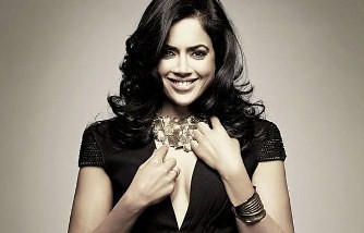 Sameera Reddy MAN Magazine scans