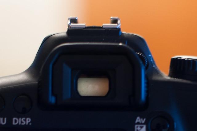 Visor Canon XSI