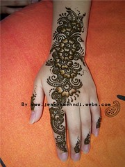 Tamana 17.4.2011 (Jenny's Mehndi) Tags: wedding india art tattoo pattern indian arabic arab bollywood khan arabian oriental henna orient mehendi hina mehndi shahrukh rani mukherjee heena kajol mehandi baraat