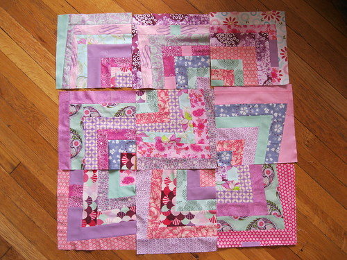 March Blocks for Jen - The Hive