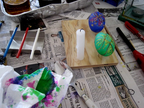Egg One Gets Its Third Dye Job