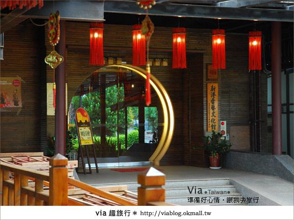 【新港香藝文化園區】觀光工廠快樂行~探索香的文化及樂趣!10