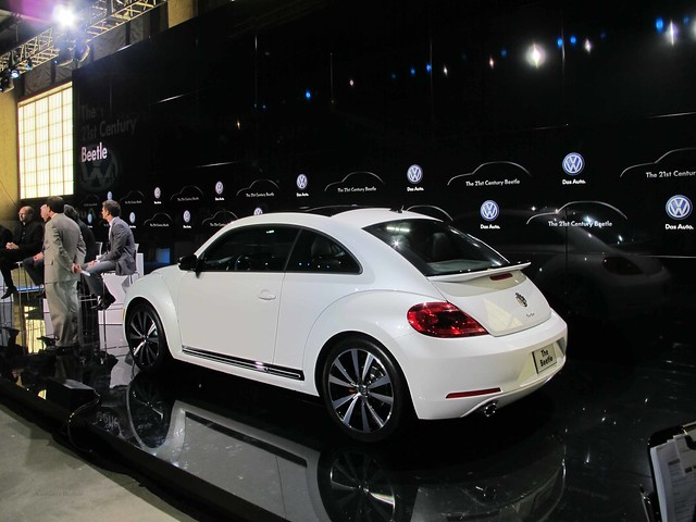 2012 Volkswagen Beetle- NY Auto Show World Debut..018