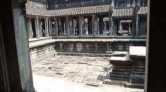 Angkor Wat at Angkor Wat National Park, Cambodia