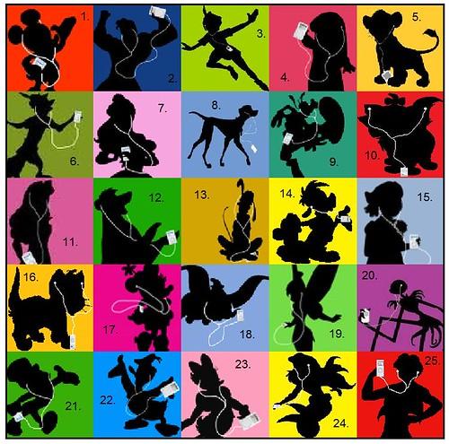 Disney Ipod