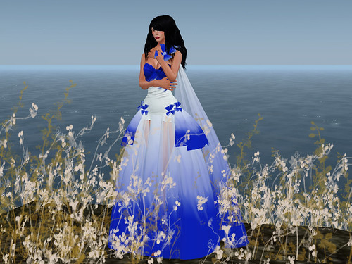 Ezura water gown