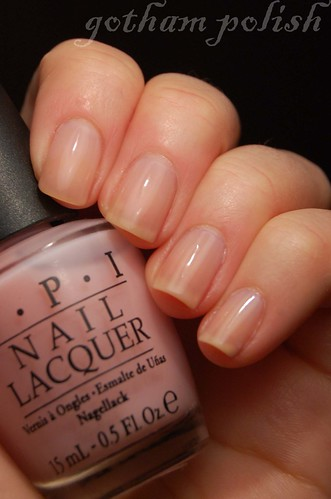 OPI In the Spot-Light Pink