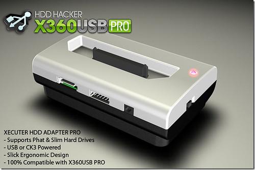 X360USB PRO HDD HACKER TOOL