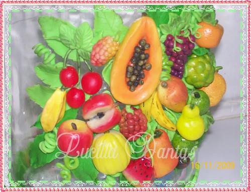 Frutas de Biscuit