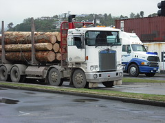 Kw logging truck btsuckling tags newzealand truck lorry nz logger