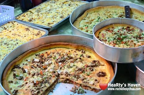 banchetto pizza