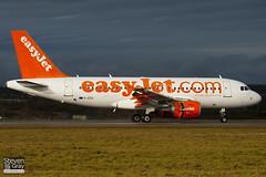 G-EZII - 2471 - Easyjet - Airbus A319-111 - Luton - 110117 - Steven Gray - IMG_8007