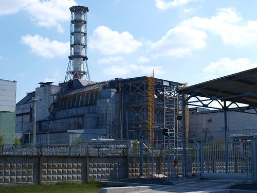 Nuclear Reactor Chernobyl