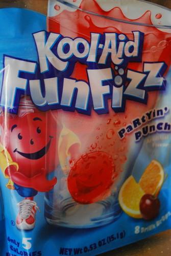 Kool-Aid Fun Fizz