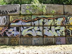 DZYER (Same $hit Different Day) Tags: tmc graffiti bay east dzyer icp