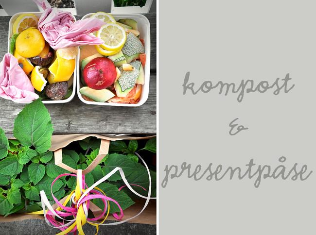 kompost & present