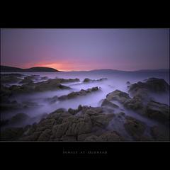 Sunset at Oldhead (Tony Murphy) Tags: