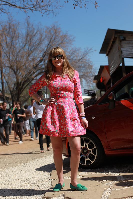 pinkgr - austin sxsw street fashion style