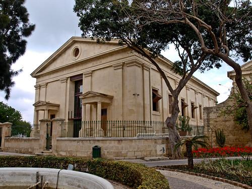 La Valeta - Upper Barrakka Gardens