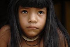 Monica (Lucille Kanzawa) Tags: brazil brasil indian ndiosbrasileiros ndia tocadaraposa brazilianindian kuikurus ndiabrasileira lucillekanzawa