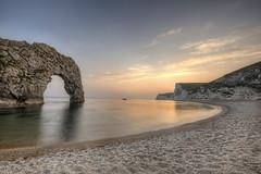[フリー画像] 自然・風景, ビーチ・砂浜, 海岸, 海, HDR, 201105020700