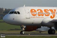 G-EZEK - 2224 - Easyjet - Airbus A319-111 - Luton - 110404 - Steven Gray - IMG_3805