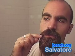 Salvatore: going goatee, part 20 (beards) Tags: hairy man male beard goatee all masculine manly beards moustache about facialhair mustache masculinity salvatore beardsorg allaboutbeards