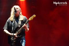 Rosendo # Viña Rock 2011