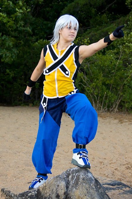Kingdom Hearts I - Riku