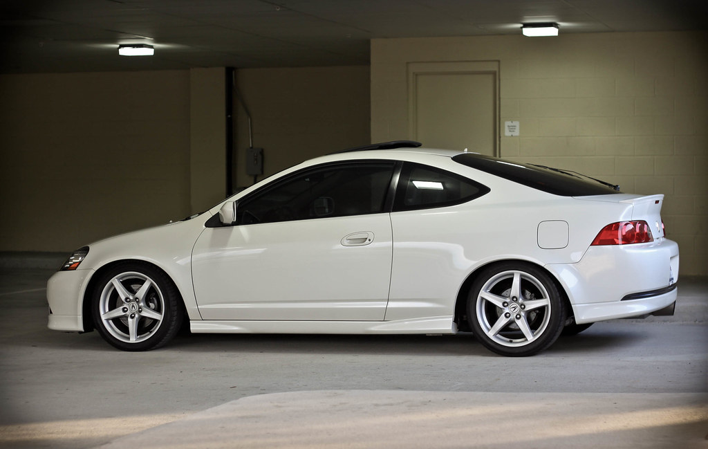 FS MD White Acura RSX Type S HondaTech Honda Forum - 2006 acura rsx type s for sale