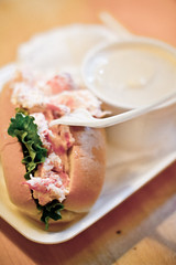 Boston Chowda Lobster Roll