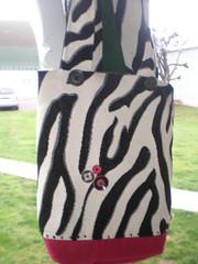 Blushing Zebra