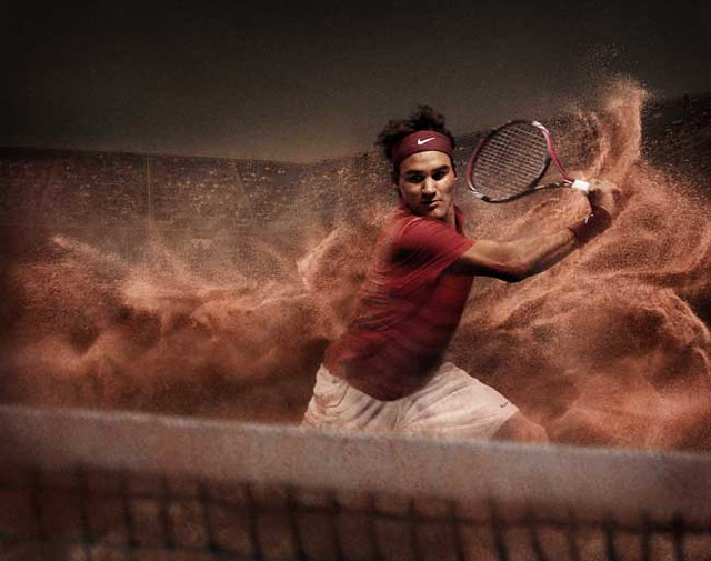 2011 French Open: Federer Nike outfit