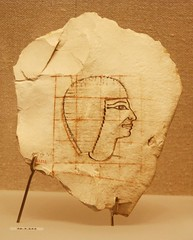 Ancient Egypt hash marks